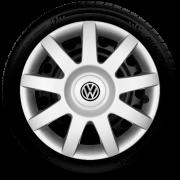Calota Aro 14 Volkswagen Gol Parati Saveiro Voyage G873