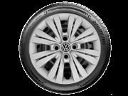 Calota Aro 14 Volkswagen Gol Voyage G3 G4 G5 Parati G245E