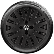 Calota Aro 14 Volkswagen Gol Voyage Parati Saveiro G009Pf