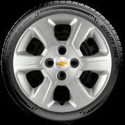 Calota Aro 15 Chevrolet Gm Onix Agile Astra Cobalt Meriva G084