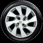 Calota Aro 15 Chevrolet Gm Onix Agile Astra Cobalt Meriva G195