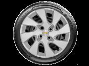 Calota Aro 15 Chevrolet Prisma Agile Cobalt  Onix Plus Onix Hatch 2013 a 2020 G195
