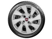 Calota Aro 15 Fiat Palio Grand Siena Argo 2017 2019 G195E