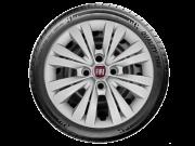 Calota Aro 15 Fiat Palio Grand Siena Argo 2017 2019 G246E