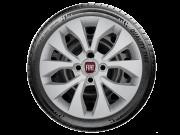 Calota Aro 15 Fiat Palio Grand Siena Argo 2017 2019 G375E