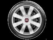 Calota Aro 15 Fiat Palio Grand Siena Argo 2017 2019 G875E