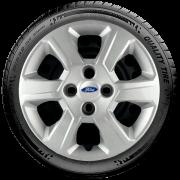 Calota Aro 15 Ford Fiesta Focus Ecosport Novo Ká G084