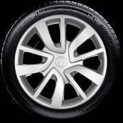 Calota Aro 15 Hyundai Novo Hb20 Hb20S 2014 2015 2016 G869