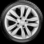 Calota Aro 15 Hyundai Novo Hb20 Hb20S 2018 G192