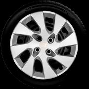 Calota Aro 15 Hyundai Novo Hb20 Hb20S Plus G195