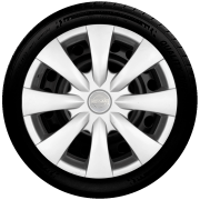Calota Aro 15 Nissan Versa Sentra March Tiida G460