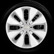 Calota Aro 15 Nissan Versa Sentra Tiida G130