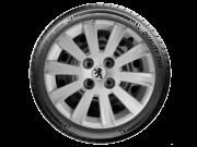 Calota Aro 15 Peugeot 208 307 306 206 207 G018E