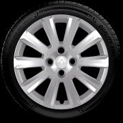 Calota Aro 15 Renault Logan Sandero Clio G018