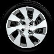 Calota Aro 15 Toyota Etios 2013 A 2020 G195