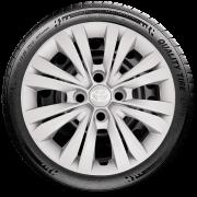 Calota Aro 15 Toyota Novo Etios 2019 2020 G246