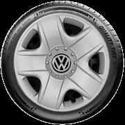 Calota Aro 15 Volkswagen Gol Parati Saveiro G144