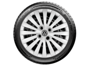 Calota Aro 15 Volkswagen Gol Voyage G3 G4 G5 Parati G242E
