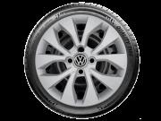 Calota Aro 15 Volkswagen Gol Voyage G3 G4 G5 Parati G375E