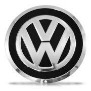 Calota Centro Miolo De Roda Volkswagen UP Preto