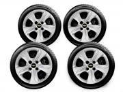 Calota Jogo 4pcs Chevrolet Onix 2020 Aro 14 G376J