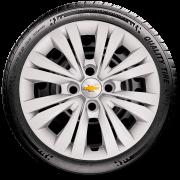 Calota Aro 15 Chevrolet Corsa Prisma Celta Agile G246