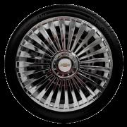 Calota Mod. Original Aro 13 075-CHR-U Europa Chevrolet