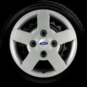Calota Mod. Original Aro 13 Ford Fiesta Ká Escort G013