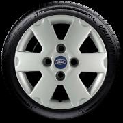 Calota Aro 13 Ford Fiesta Ká Escort G033