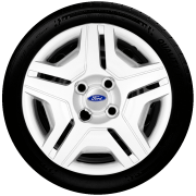 Calota Aro 13 Ford Fiesta Ká Escort G132