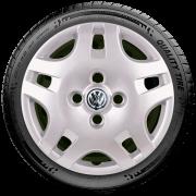 Calota Aro 13 Volkswagen Gol Parati Saveiro G1 G2 G021