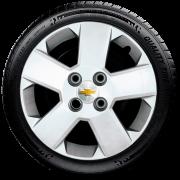 Calota Aro 14 Chevrolet Novo Prisma Onix G087