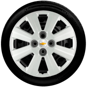 Calota Aro 14 Chevrolet Gm Corsa Prisma Onix Celta G109