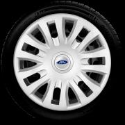 Calota Mod. Original Aro 14 Ford Fiesta Focus Ka Ecosport Santo Andre - Abc - Sp G083