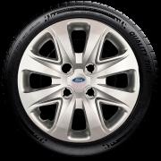 Calota Aro 14 Ford Fiesta Ká Ecosport Focus G340