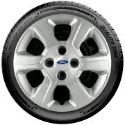 Calota Aro 14 Ford Fiesta Ka Focus G370