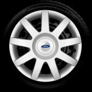Calota Mod. Original Aro 14 Ford Ka Fiesta Focus Ecosport Santo Andre - Abc - Sp G873