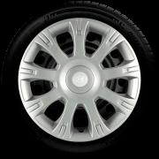 Calota Aro 14 Hyundai Novo Hb20 Hb20S 2014 2016 2018 2020 G086