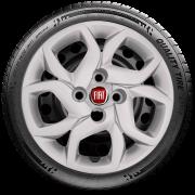 Calota Aro 14 Fiat Mobi 2017 2018 G291