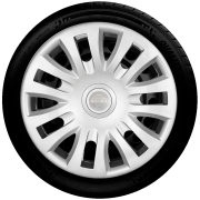 Calota Aro 14 Nissan Versa Sentra Tiida March G083
