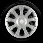 Calota Mod. Original Aro 14 Peugeot 206 207 208 307 Santo Andre - Abc - Sp G086