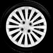 Calota Mod. Original Aro 14 Peugeot 206 207 208 307 Santo Andre - Abc - Sp G117
