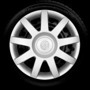 Calota Mod. Original Aro 14 Peugeot 206 207 208 307 Santo Andre - Abc - Sp G873