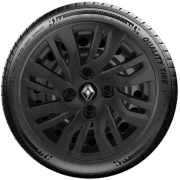 Calota Aro 14 Renault Novo Sandero Logan 2015 A 2019 G344Pf