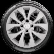 Calota Aro 14 Toyota Etios Hatch Sedan 2013 A 2020 G374
