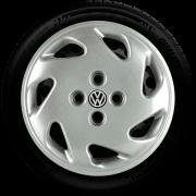 Calota Aro 14 Volkswagen Gol Parati Saveiro Polo G001