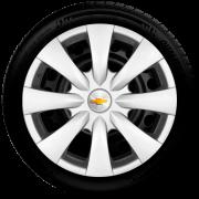 Calota Aro 15 Chevrolet Corsa Prisma Onix G460