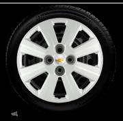 Calota Aro 15 Chevrolet Gm Onix Agile Astra Cobalt Meriva G030