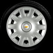 Calota Aro 15 Chevrolet Onix Prisma Celta Corsa Cruze Meriva G063