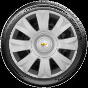 Calota Aro 15 Chevrolet Onix Spin Zafira G169